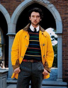 Patrick, PRL Firemans Coat, 2004