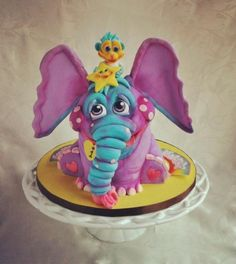 The Gigglebellies cake, what kid wouldn't love this? #GBbirthday