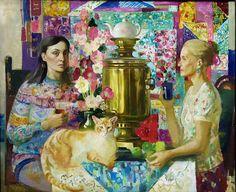 da cosa nasce cosa: Olga Suvorova