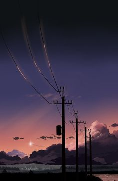 Anime Sky Wallpaper ( Sunset ) ‏#animewallpaper #sunset  #wallpaper #kawaii #ezmkurd #خلفيات #غروب_الشمس #خلفيات_انمي #sky