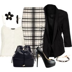 """River Island Skirt"" by arjanadesign on Polyvore"