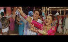 SRK and Preity - Veer-Zaara (2004)