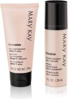 Makeup e Carreira: Dica de Produto - Kit Microdermoabrasão Mary Kay