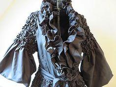 Chez Vouz de France Avant Garde Jacket/Dress