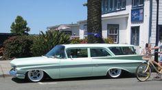 Cars, 1959 Chevrolet wagon