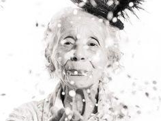 O carnaval, a velhice e a sensibilidade do fotógrafo