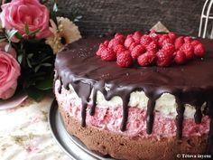 """Képtalálat a következőre: """"csokis málnás mousse torta"""""""