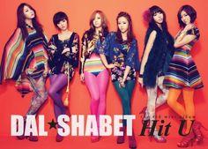 Dal★shabet - Hit U