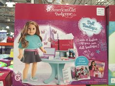 American Girl at Costco • American Girl Ideas | American Girl Ideas