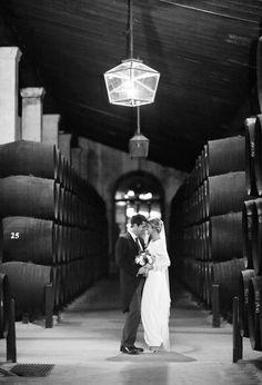 La boda de Almudena en Jeréz en bodegas González Byass © www.eliasills.com