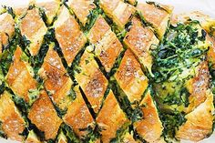 Garlic bread, 15 ways