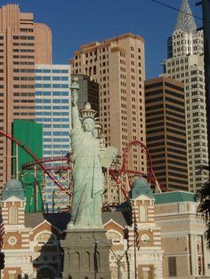 My Favorite Casino in Vegas! New York, New York Casino