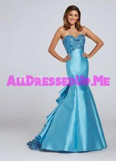 Ellie Wilde - EW117060 - All Dressed Up, Prom Dress
