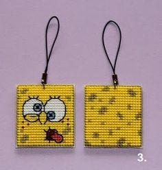 SpongeBob - breloczek (3)
