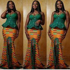 Perfection! ~DKK ~ Latest African fashion, Ankara, kitenge, African women dresses, African prints, African men's fashion, Nigerian style, Ghanaian fashion.