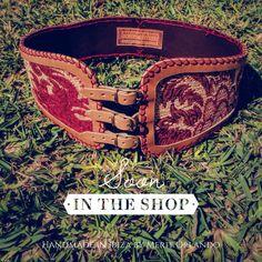 Art Deco inspiration Waist leather belt by Merit Örlando for HANDMADE IN IBIZA Handmadeinibiza.etsy.com   #ibiza #coachella #fashion #belt #leather #gypsy #shoes #boots #bohemian #boho #bohochic #style