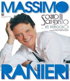 """Massimo Ranieri in """"Sogno e son desto ...in viaggio"""""""