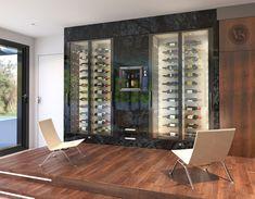 Vin en Scène est l'architecte de solutions innovantes, design et haut de gamme pour la conservation de vos Grands Crus.