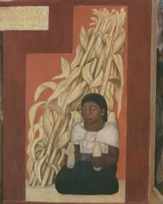 Diego Rivera, Chapingo (Capilla Riveriana)