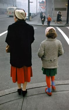 Fred Herzog :: Hastings & Seymour, 1961