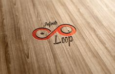 Logo design Vector file PSD file The Mock-up is only for prew, i sell only the logo! Badge Template, Logo Design Template, Logo Templates, Circle Logo Design, Circle Logos, Creative Sketches, Creative Logo, Business Brochure, Business Card Logo