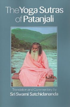 The Yoga Sutras of Patanjali by Swami Satchidananda http://smile.amazon.com/dp/1938477073/ref=cm_sw_r_pi_dp_LcD8tb1GRB2Q9