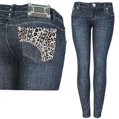 La idol skinny jeans size 11