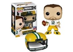 Pop! Sports: NFL - Aaron Rodgers  (OMG I want this!!)