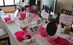 Fiesta Spa para niñas: ¡una tarde divertida con amigas!