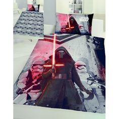 Bettwäsche Star Wars Kylo Ren  für Star Wars Liebhaber Star Wars Kylo Ren, Grad, In Love, Cool Bed Sheets, Switzerland, Nice Asses