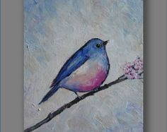 Acrylic Abstract Painting Original Acrylic Painting