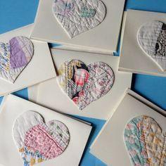 Cutter quilt cards