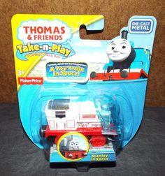 Thomas & Friends Take-n-Play STANLEY IN SPACE New! #FisherPrice