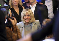 Brigitte Macron, la bienveillante - Elle