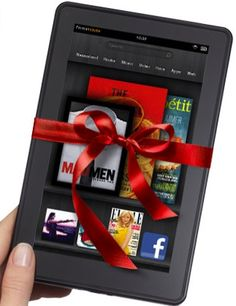 "Frugal Girls Giveaway: Win a FREE Kindle Fire!!  I soooo want one of these.  Notice how I say ""want"""