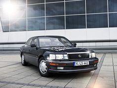 The Greatest Toyota Cars: 1990 Lexus LS400 photo