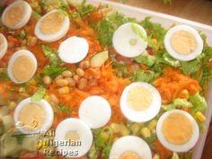 How to prepare Nigerian Salad, Coleslaw, African Salad...