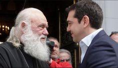Τσίπρας σε Ιερώνυμο: Οι ρόλοι μας είναι διακριτοί: Στο ζήτημα των σχέσεων Ελλάδας - ΠΓΔΜ αναφέρεται ο πρωθυπουργός Αλέξης Τσίπρας με…