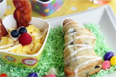 Easy Recipes For The Funnest Easter Breakfast Your Kids Will Have