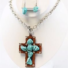Western Jewelry #turquoise #silver #necklace #accessories