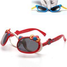 Com esse Óculos Escuro Polarizado as mamães que adoram deixar seus filhos  estilosos, mas nunca 064f0bf0bc
