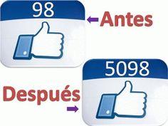 Compra 1.000 Fans Facebook por solo 7,50€ ! 50% Descuento