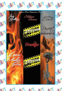 """See the Tweet Splash for """"Heroes Anthology"""" by Iris Bolling, Nikkea Sharee and Loretta R. Walls on BookTweeter"""