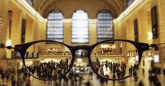 Stunning GIFs Show Just What New York City Looks Like To Someone Who Wears Glasses