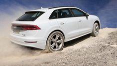 2019 Audi Q8 - Off-Road Test