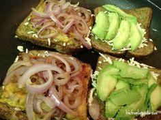 vegan patty melt Vegan Patties, Patty Melts, Wonderful Recipe, Tempeh, Delicious Vegan Recipes, Vegan Foods, Going Vegan, Dinner Ideas, Foodies