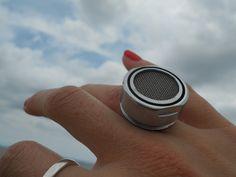Anillo Delicatessen Lina Hernandez Joyas www.linahernandez.com #ring #jewelry #linahernandez #joyas #anillo