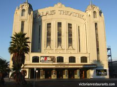Palais Theatre, St Kilda, Melbourne (from http://www.restaurantsinvictoria.com.au/regions/bayside_east/StKilda/palais.htm)