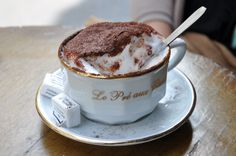 Coffee break # cafe # Paris