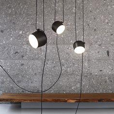 AIM: Descubre la lámpara de suspensión Flos modelo AIM